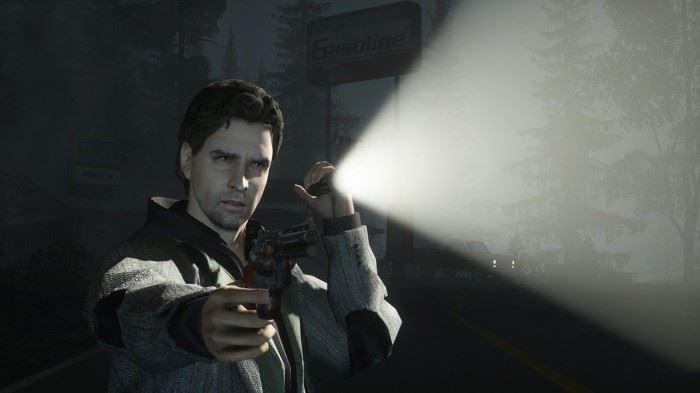 Револьвер и фонарь — ваши друзья на протяжении всей игры.